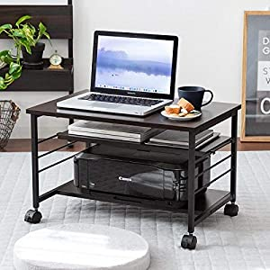 InnoFur Meleti MDF-Steel Lap & Study Desk for home