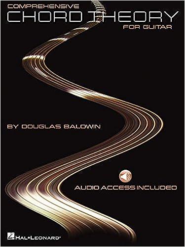 Comprehensive Chord Theory For Guitar Bkonline Audio Douglas