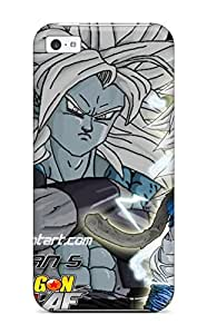 TYH - Irene C. Lee's Shop K44 Excellent Iphone 4/4s Case Tpu Cover Back Skin Protector Gogeta Ssj phone case