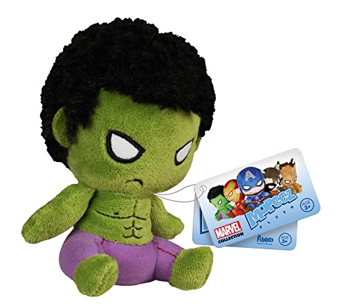 Funko Mopeez Plush Marvel Collection The Incredible Hulk Plush Soft Toy