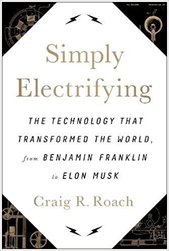Image result for simply electrifying by roach
