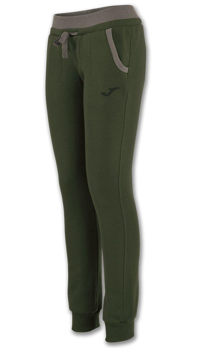 Joma - Pantalon largo puño invictus verde para mujer