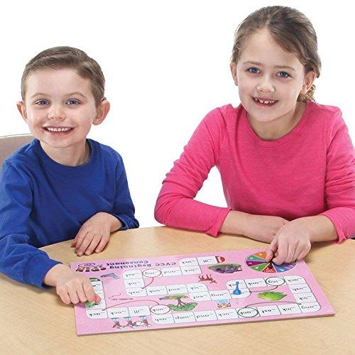 Phonemic Awareness And Word Building Game Board Kit