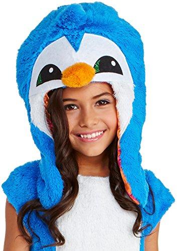 Animal Jam Dancing Clever Penguin Girls Hoodie -