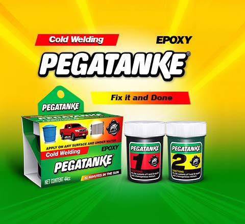 PegaTanke Epoxy Glue - Apply On Any Surface and Under Water - - Import It  All