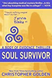 Soul Survivor by Christopher Golden front cover