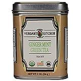 Ginger Mint Green Tea 2 oz