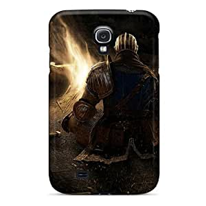 Perfect Dark Souls Bonfire Case Cover Skin For Galaxy S4 Phone Case