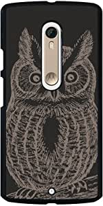 Funda para Motorola Moto X Style - Búho by hera56