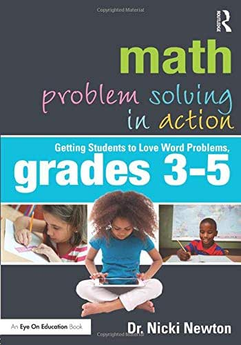 Math Problem Solving in Action (Eye on Education)
