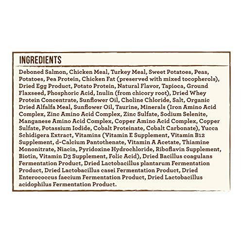 Merrick Purrfect Bistro GF Salmon + Sweet Potato Dry Cat Food