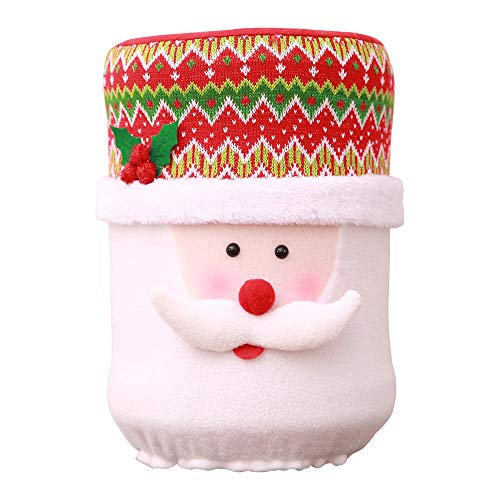 Creazy Christmas Dust Cover Water Bucket Dispenser Container