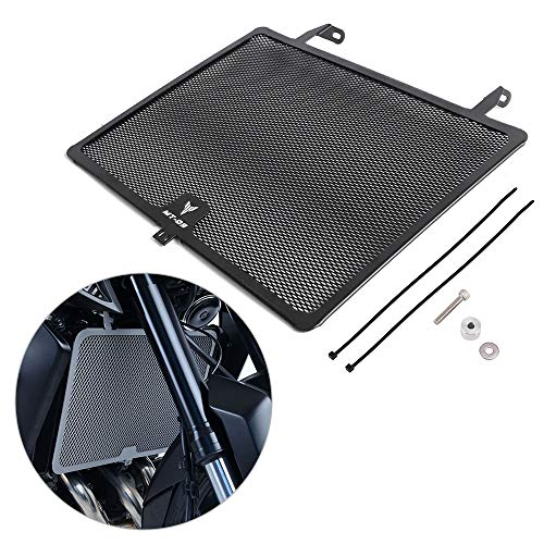 (Win By - Motorcycle Radiator Guard Grille Protector Cover For Yamahs MT-09 MT09 Sport Tracker Street Rally XSR900 FZ09 MT FZ 09 2013-2018)