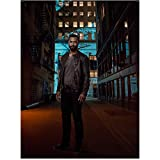 Shadowhunters: The Moral Instruments Isaiah Mustafa as Luke Garroway Standing Tall 8 x 10 Inch Photo