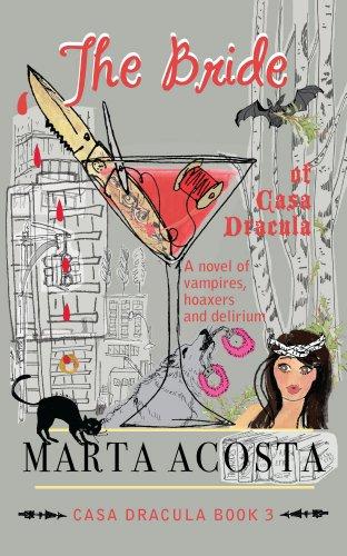 book cover of The Bride of Casa Dracula
