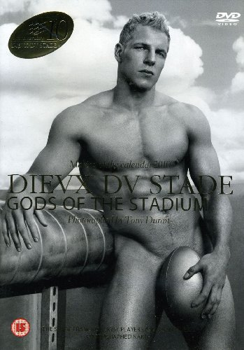 (Gods of The Stadium- Making of The Rugby Calendar 2010)