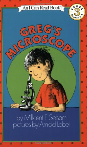 Gregs Microscope (I Can Read Level 3)