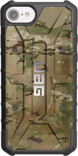 Scorpion Cell 6 - Limited Edition- Customized Designs by Ego Tactical Over a UAG- Urban Armor Gear Case for Apple iPhone 8/7/6/6s (Standard 4.7
