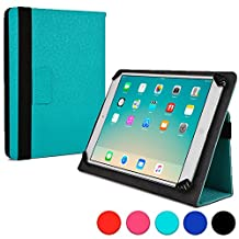 Samsung Galaxy Tab 10.1 3G (P7500/P7501) folio case, COOPER INFINITE UNIVERSAL Business School Travel Carrying Portfolio Case Protective Cover Folio with Built-in Stand (Green)