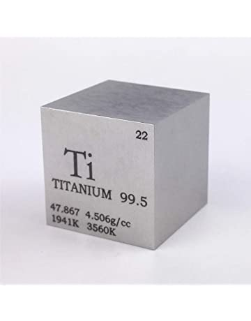 Titanium & Titanium Alloys Metal Raw Materials | Amazon co uk