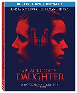 Cover Image for 'Blackcoat's Daughter, The [Blu-ray + DVD + Digital HD]'