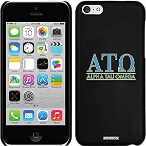 Coveroo iPhone 6 4.7 Black Thinshield Snap-On Case with Alpha Tau Omega name Design