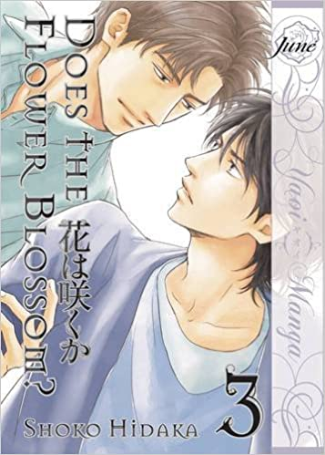 Does The Flower Blossom Volume 3 Shoko Hidaka 9781569703182
