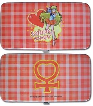 e2f5e40de031d Sailor Moon - Sailor Venus Geld-Börse Geldbeutel Portemonnaie US Import  Original   Lizensiert