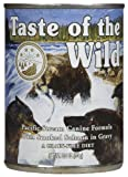 Taste of the Wild Canned Dog...
