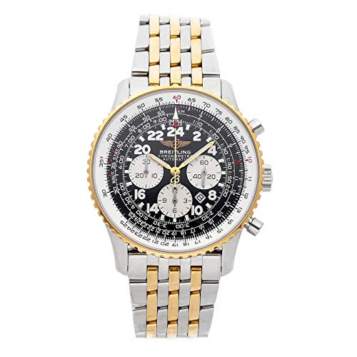 Breitling Navitimer Mechanical (Automatic) Black Dial Mens Watch D2232212/B567 (Certified Pre-Owned)