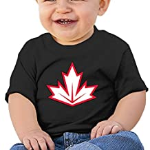 LDMH Baby's Team Canada Tee Shirt For 6-24 Mouths