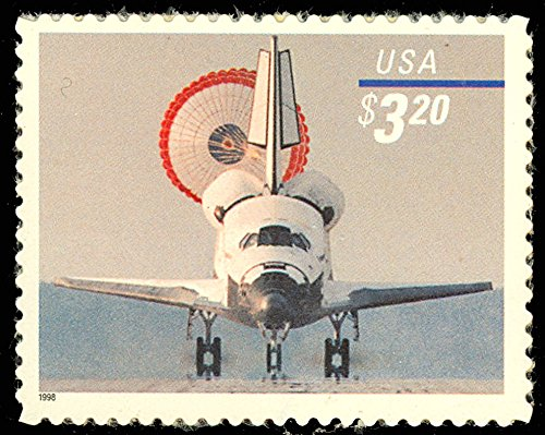 Space Stamps Mint - 9