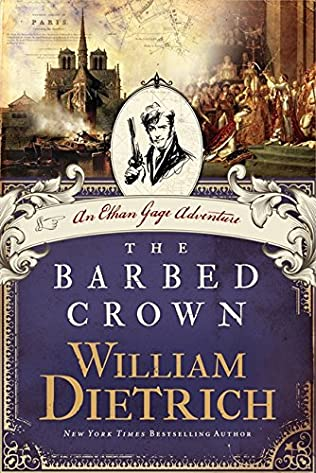 book cover of The Barbed Crown