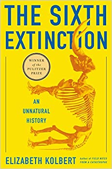 Image result for sixth extinction kolbert