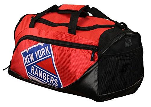 New York Rangers Locker Room Collection Duffle Bag - Small