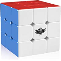 D-FantiX Cyclone Boys 3x3 Speed Cube Stikerless Magic Cube 3x3x3 Puzzles Toys (56mm)
