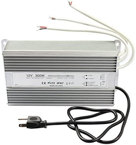 IP67 12 V 50 W Impermeable Fuente de Alimentación Transformador Electrónico LED Driver