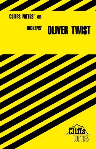 Dickens' Oliver Twist (Cliffs Notes)
