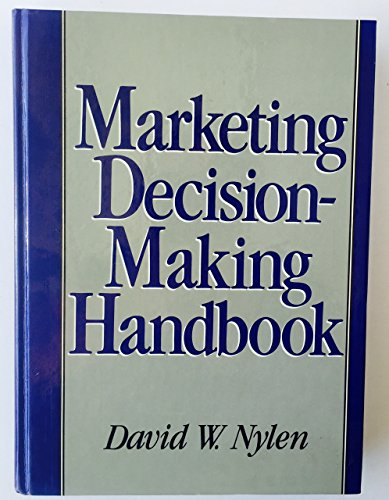Marketing Decision-Making Handbook