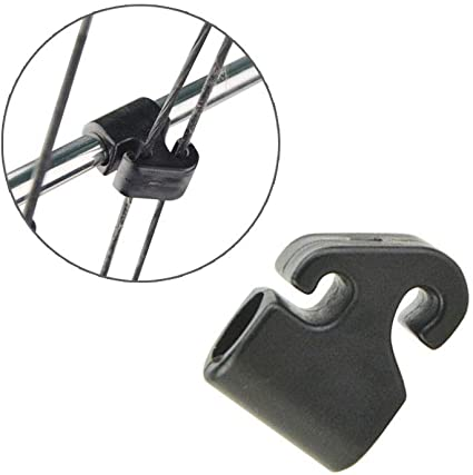1xOutdoor Archery Compound Bow Cable Slide String Plastic Splitter Roller Glide~