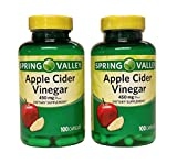 2 Pack Spring Valley Apple Cider Vinegar Dietary