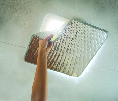Camco 45191 RV Reflective Vent Cover