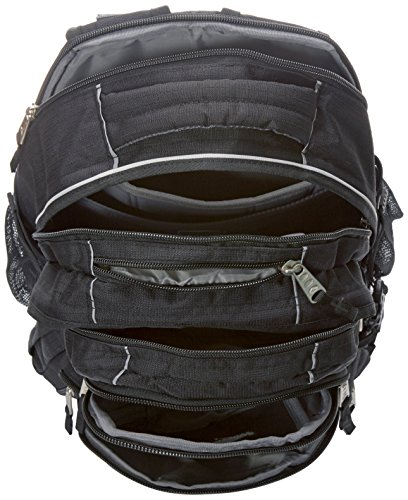 High Sierra Swerve Backpack, Black by High Sierra (Image #2)