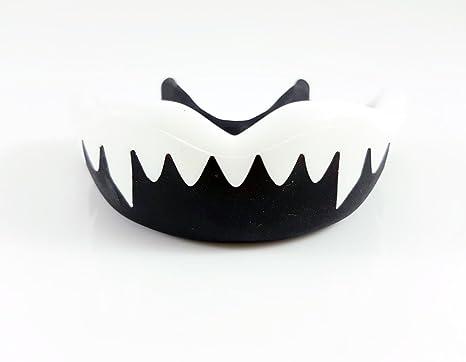 Boxing,MMA,Martial Arts Mouth Guard//Gum Shield Teeth Protection Junior Black