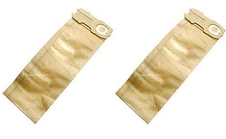 16 bolsas para aspiradora Vorwerk VK 120, 121 y 122 de papel adaptables
