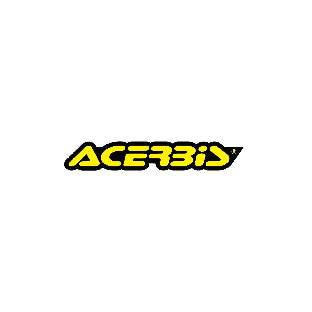 ''Acerbis Fuel Tank - Gray - 5.3 Gal.