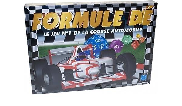 Formula De by Eurogames Descartes: Amazon.es: Juguetes y juegos