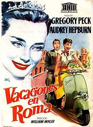 Vacaciones en Roma [Blu-ray]