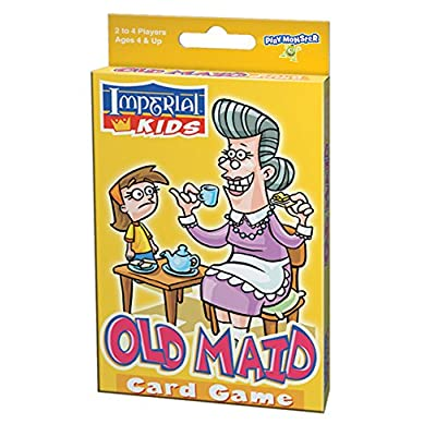 Imperial Kids Card Games - Old Maid: Toys & Games