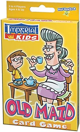 Old Maid – Card Game